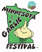 The Annual Minnesota Garlic Festival in August